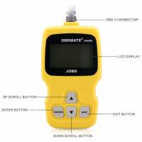 Wholesale OBDMATE OBD2 JOBD EOBD Car Fault Vehicle Code Reader Scanner from china suppliers