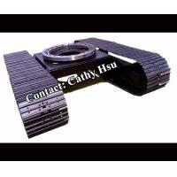 Wholesale factory directly offered drilling rig steel crawler track undercarriage steel crawler undercarriage from china suppliers