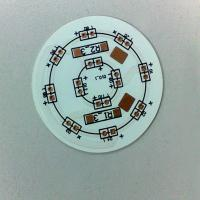 Wholesale Double Layers 0.5 OZ / 1.0 OZ / 2.0 OZ Led PCB Board with Heavy Copper 0.5mm ~ 3.0mm from china suppliers