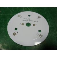 Wholesale Customized Round LED Bulb PCB 1oz / 2oz / 3oz Single Layer Aluminum PCB Boards from china suppliers