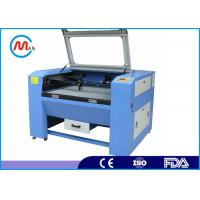 Wholesale Paper Wood Laser Cutting Machine Mini Cnc Co2 Laser Engraving Cutting Machine from china suppliers