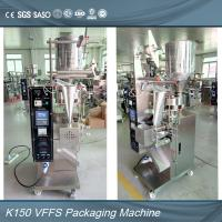 Quality Small Pouch Packaging Machine , Sachet Filling Packing Machine for sale