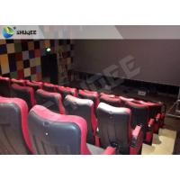 Wholesale Pnuematic 4DM Cinema System With Leather Fiberglass Motion Chair from china suppliers