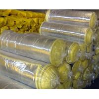 Wholesale xcellent Fireproof Fiber Glass Wool Blanket With Aluminum Foil Clad from china suppliers