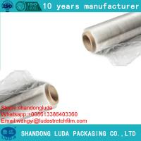 Quality LLDPE Pallet Hand Film Stretch plastic pe stretch film for sale