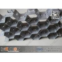 Wholesale AISI304 30X2.0X50mm Stainless Steel Hexmesh With Laces | China Exporter from china suppliers