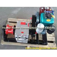 Wholesale Diesel 8T Cable Capstan Winches pulling winch supplier from china suppliers