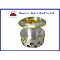 Wholesale Natural / Red High Polish Medical Equipment Parts In CNC Machining from china suppliers