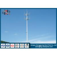 Wholesale Mobile Cell Phone Telecommunication Towers Tubular Monopole Tower from china suppliers