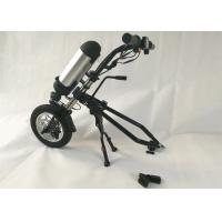 Wholesale Stainless Frame Electric Wheelchair Conversion Kit With 36V 250W Hub Motor from china suppliers