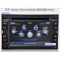 Wholesale Bluetooth Car Stereo Sat Nav Digital Touch Screen with DVD iPod USB from china suppliers