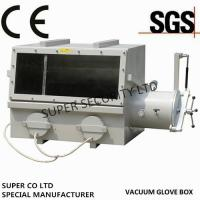 Wholesale Vacuum Glove Box/ Bench top stainless glove box for material science,chemistry use from china suppliers