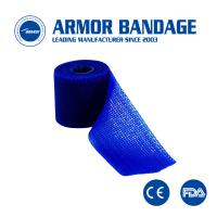 Wholesale 5inch Blue Waterproof Plaster Cast Short Arm Fiberglass Cast Orthopedic Casting Tape from china suppliers