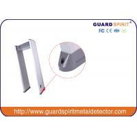 Wholesale Multi Zones Walkthrough Gate Security Metal Detectors With LED Display from china suppliers