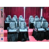Free Oversea Installation Motion 3D 4D 5D 6D Cinema Theater Movie Chairs Motion Chair Seat