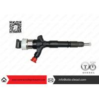 Wholesale Denso Diesel injector 23670-0L050 for engine 1KD-FTV D4-D 3.0 LTR apply for Toyota from china suppliers