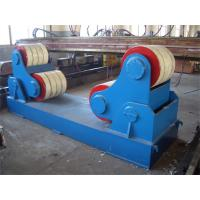 Buy cheap Tank Turning Bed Auto Self Adjustment Welding Turning Rolls with Wireless Hand Control Box from wholesalers