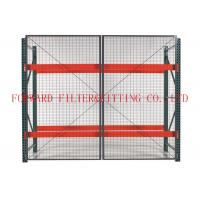 Quality Safety Isolation Door Expanded Metal Mesh Welding Wire Mesh ASTM Standard for sale