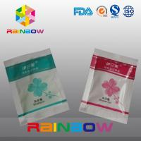 Wholesale Plastic disposable shampoo packaging grip seal bags with tear notch from china suppliers