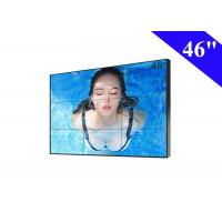 Wholesale 3X3 Video Wall Black Frame TV LCD Display HDMI Input 178° Visual Angle from china suppliers