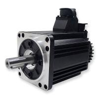 Wholesale AC Brushless Servo Motor 4 Pole With Incremental Encoder IP64 Safety Class from china suppliers