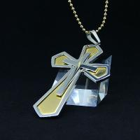 Wholesale Fashion Top Trendy Stainless Steel Cross Necklace Pendant LPC452 from china suppliers