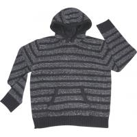 Wholesale Round neck pullover with hat Jacquard and Knitted sweater from china suppliers