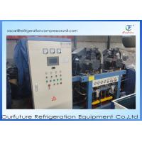 Quality R22 R404A Commercial Condensing Units Cooler Compressor Unit 3P for sale