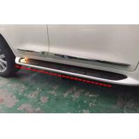 Wholesale TOYOTA Land Cruiser 2015 2016 New LC200 Side Step Bars OEM Vehicle Spare Parts from china suppliers
