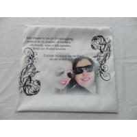 Wholesale Microfiber King Printed Cotton Pillow Covers / Decorative Cushion Covers from china suppliers