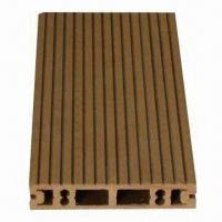 Wholesale WPC Decking, Easy to Install, Waterproof from china suppliers