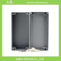 Wholesale 250*120*82mm ip66 weatherproof metal box for electricity wholesale and retail from china suppliers