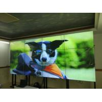 Wholesale Advertising Hd Samsung Thin Bezel Video Wall Lcd / Mosaic Commercial Video Wall from china suppliers