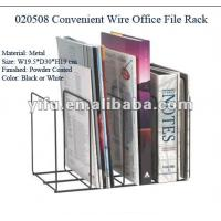 Wholesale Convenient Wire Office File Rack from china suppliers