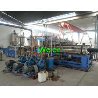 Wholesale HDPE Double Wall Corrugated Pipe Production Line For Plastic Extrusion Pipes from china suppliers