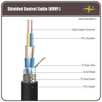 Wholesale Al - Foil Screen Tinned Copper Wire Brain Screen PVC Sheathed Cable With Multi Cores from china suppliers