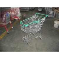 Wholesale ASTM certified Grocery Shopping Carts with baby seat , 4x4'' wheels from china suppliers