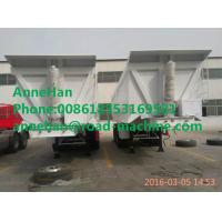 Wholesale NEW 12 TIRES Heavy Duty Side3 Axles 60 - 80 Tons Semi Trailer Dump Truck SINOTRUK from china suppliers