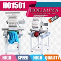 Buy cheap Cheapest price high speed single head tajima type  embroider machine better than swf embroidery machine in korea from wholesalers
