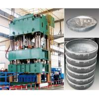 Wholesale Dish end Hydraulic Press Machine 1000 ton for max 1000 mm round and ellipse dish end from china suppliers