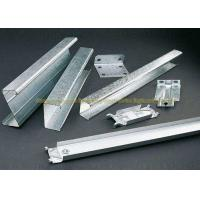 Wholesale Zinc Coating Galvanised Square Tube Galvanized Steel C Shape Purlin from china suppliers