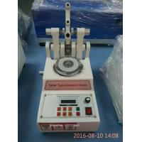 Wholesale Electronic Universal Taber Wear Abrasion Testing Machine With LCD Display from china suppliers