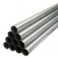 Wholesale High Tensile Strength GR2 Titanium Tube , Autocar Titanium Pipe from china suppliers