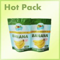 Wholesale Resealable Stand Up Ziplock Snack Packaging Bags And Pouches Eco Friendly from china suppliers