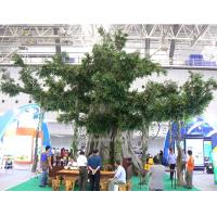 Buy cheap 2014new design huge outdoor park/resturant landsaping artificial banyan tree from wholesalers