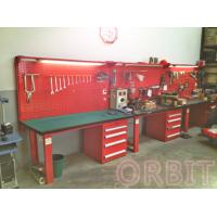Wholesale Heavy Duty Industrial Workbenches With Wood / Composite Board Bench Top from china suppliers