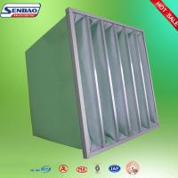 Wholesale Ventilation System Bag Air Filters Carbon Air Filter Synthetic Fiber Medium Efficiency from china suppliers