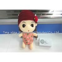Wholesale Recordable Music Sound Box With One Button For Stuffed Animals , Plush Toy , Plush Dolls from china suppliers