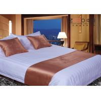 Wholesale Commercial Luxuary Hotel Bed Linen Multi Design For Nursing Homes from china suppliers