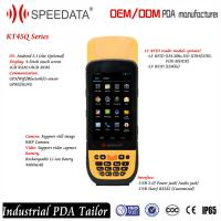 Wholesale 4.5 Inch Android Rugged Phone 4G  RFID Reader 3M Range from china suppliers